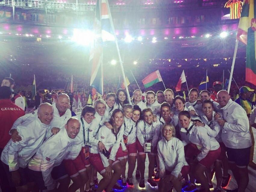 Sapatilhas com luz Seleção britânica Jogos Rio 4