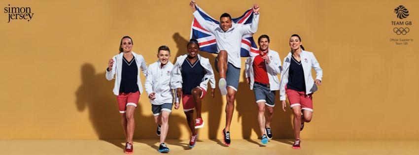 Sapatilhas com luz Seleção britânica Jogos Rio 5
