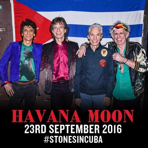 Stones in Cuba
