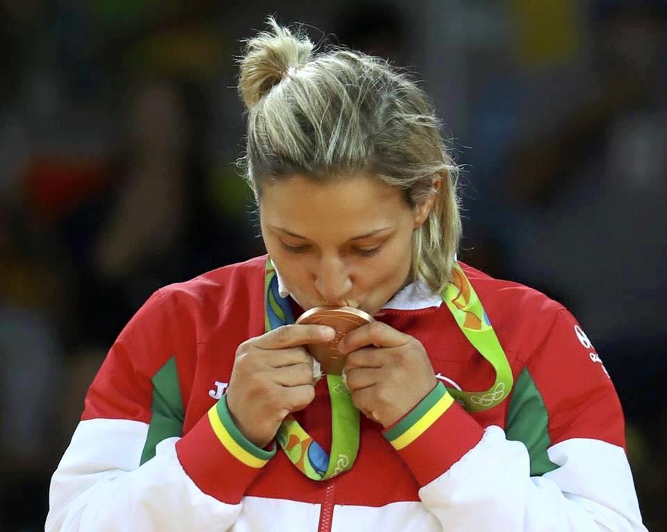 Telma Monteiro 13