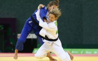 25062015 - Jogos Europeus - JUDO - Telma MONTEIRO.©IMAGE By IMAPRESS / COP