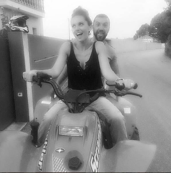 Vanessa Rebelo e Simão Sabrosa 4
