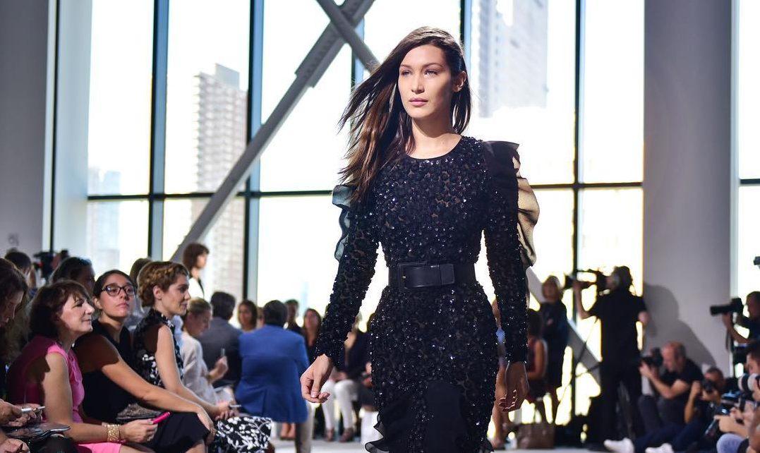 Michael Kors apresentou ontem a sua mais recente coleção na Semana da Moda  de Nova Iorque. db5e810cc3