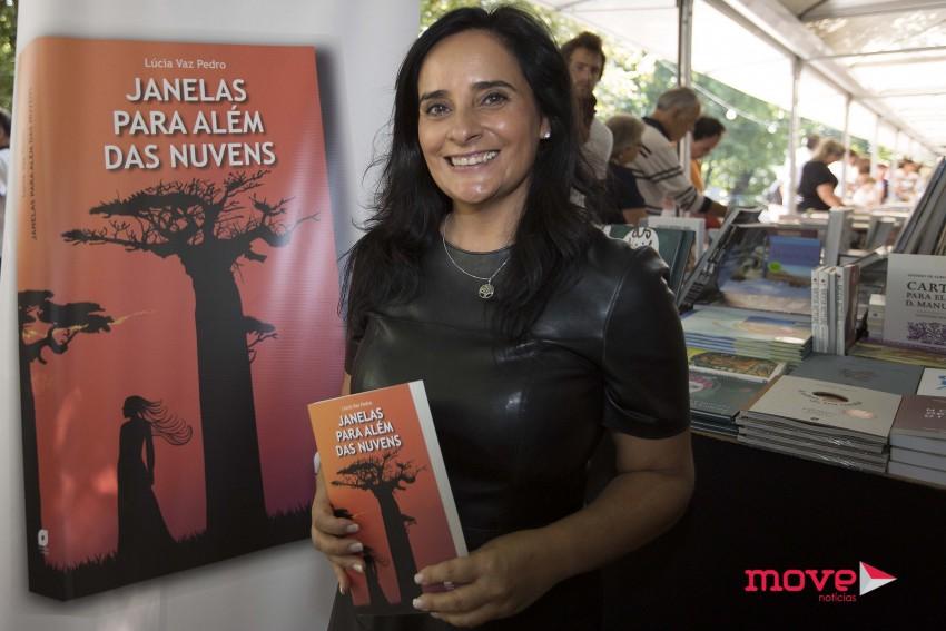 Lúcia Vaz Pedro Feira do Livro do Porto 2