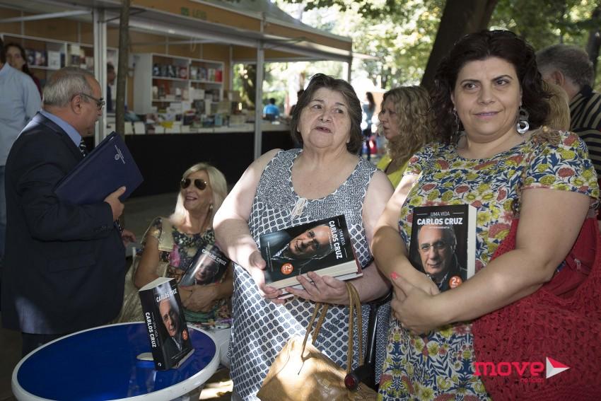 Carlos Cruz na Feira do Livro do Porto 13