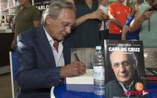 Carlos Cruz na Feira do Livro do Porto 7