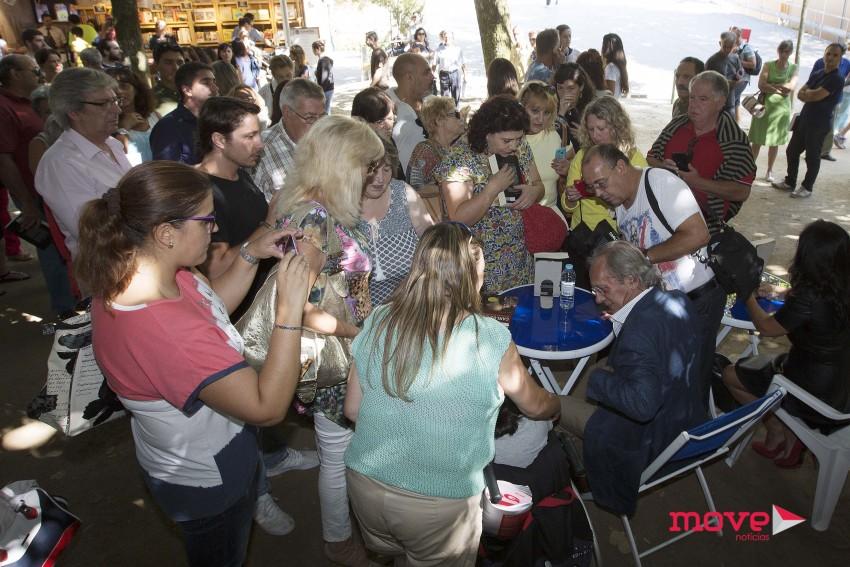 Carlos Cruz na Feira do Livro do Porto 6