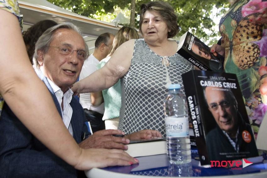 Carlos Cruz na Feira do Livro do Porto 5