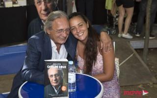 Carlos Cruz e Marta Cruz na Feira do Livro do Porto 3