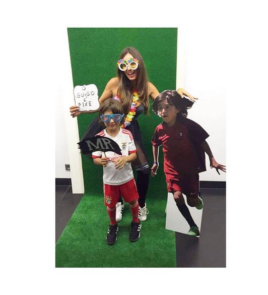Aniversário Rodrigo, filho de Vanessa Rebelo 4