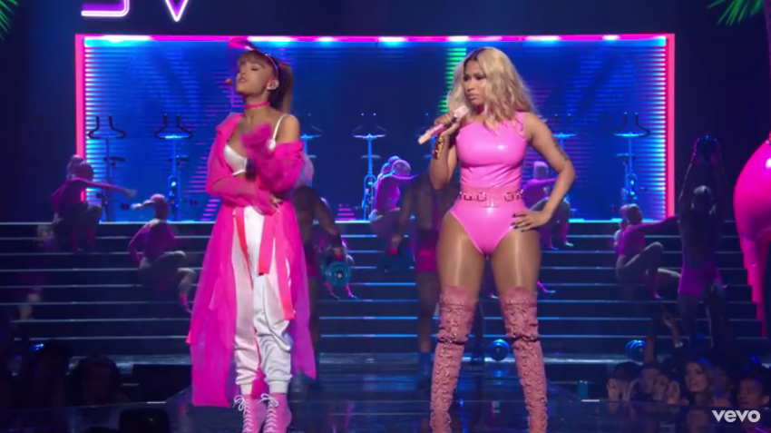 Ariana Grande e Nicki Minaj