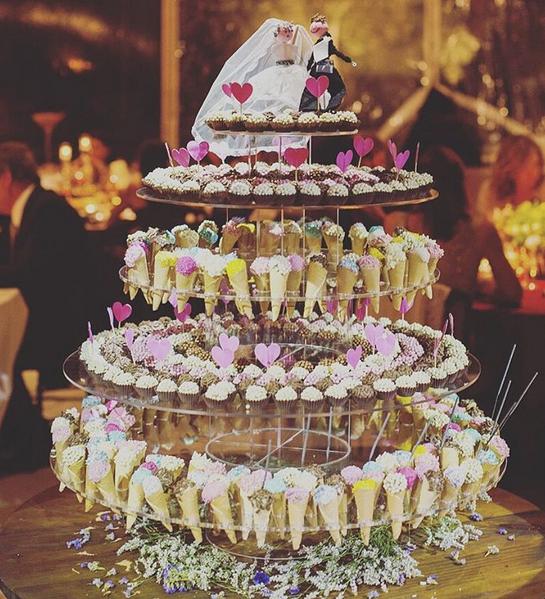 O bolo, original