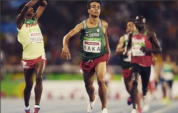 Argelino vence 1500m com tempo melhor que o do campeão olímpico
