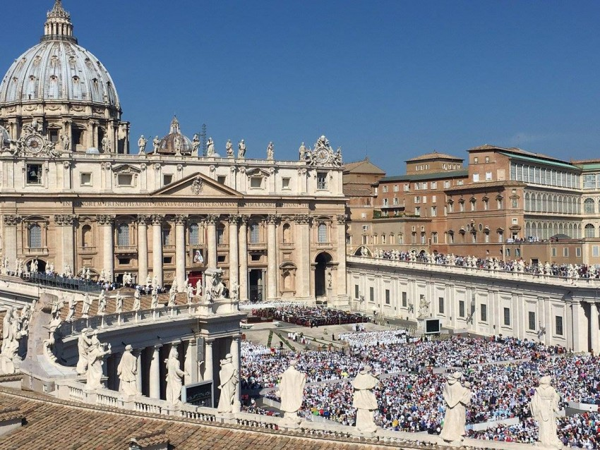 Canonização Madre Teresa de Calcutá 2