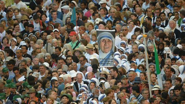 Canonização Madre Teresa de Calcutá 3