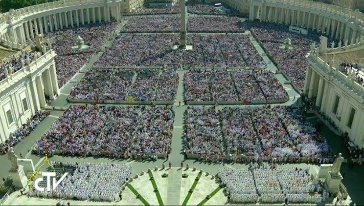 Canonização Madre Teresa de Calcutá