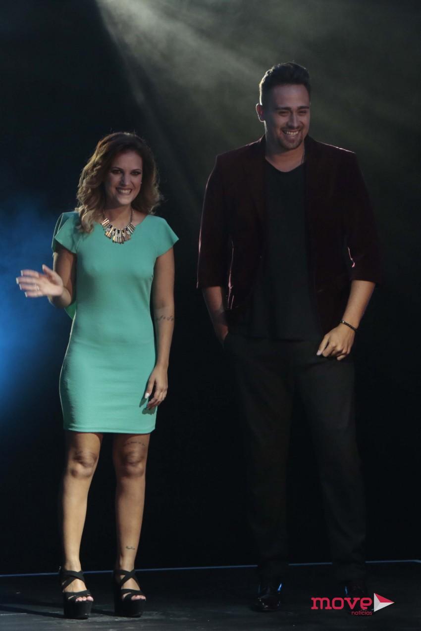 Mariana e André