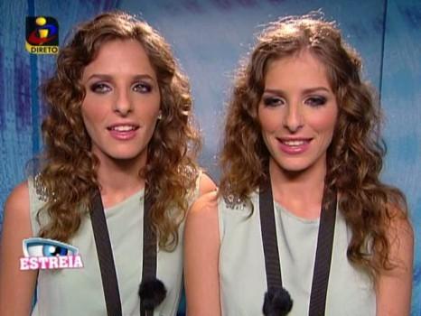 "Daniela e Nicole: ""Somos cúmplices da Voz"""