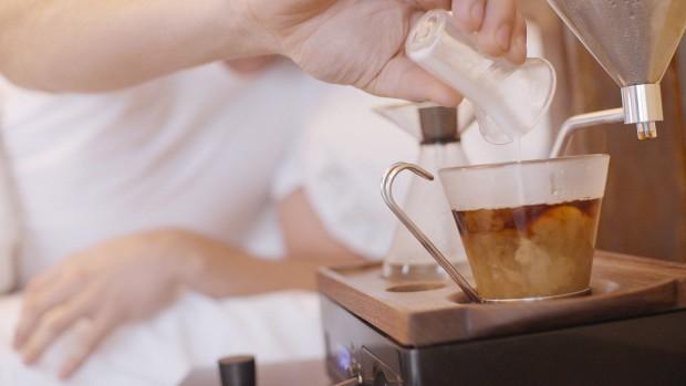 Despertador que prepara café 11