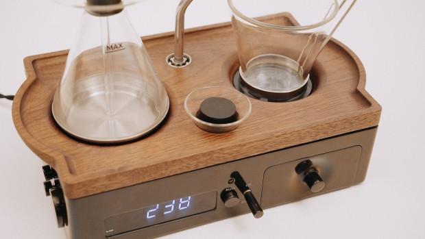 Despertador que prepara café 12
