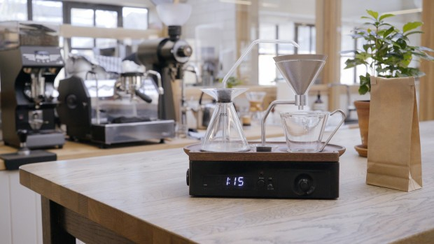Despertador que prepara café 6