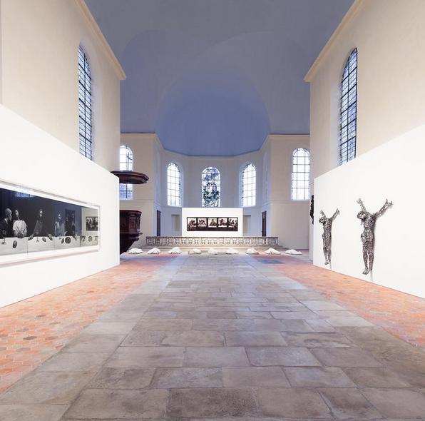 A exposição Echos na Fundação Pinault
