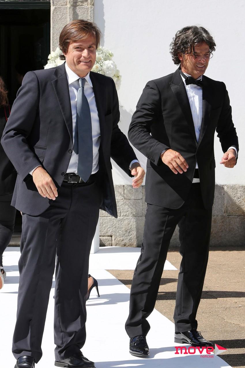 Onofre Costa e Fernando Couto