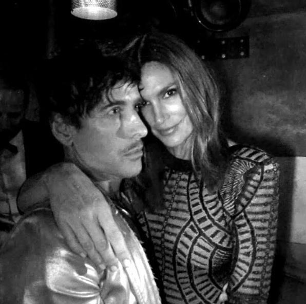 Fotógrafo Steven Klein e Cindy Crawford