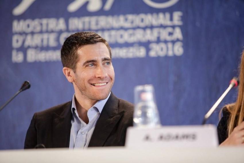 Jake Gyllenhaal Nocturnal Animals Veneza 3