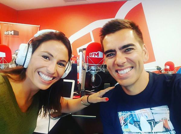 Joana Cruz e o seu substituto Pedro Fernandes