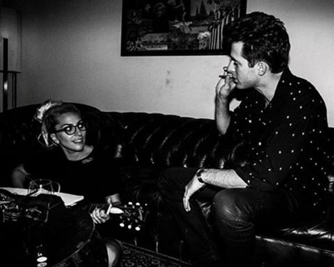 Lady Gaga e Mark Ronson