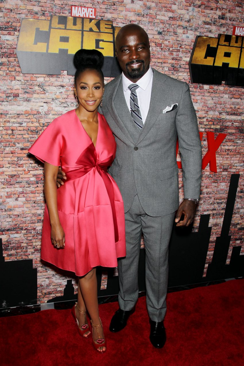 Simone Missick, Mike Colter