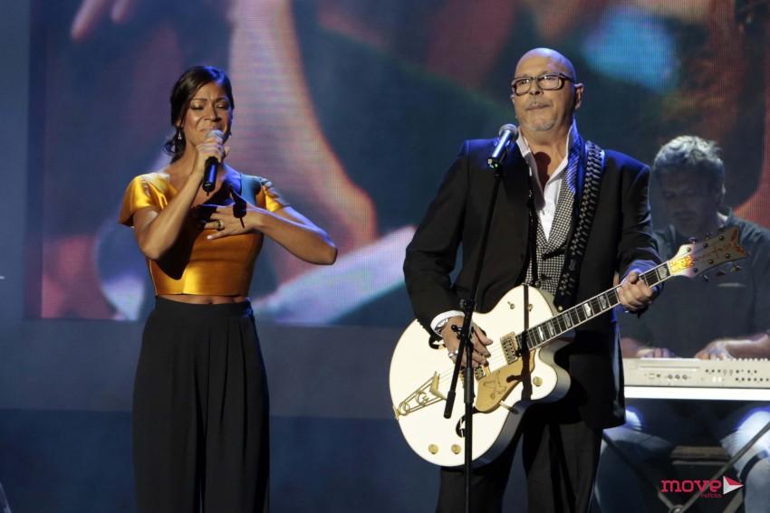 Raquel e Paulo Gonzo