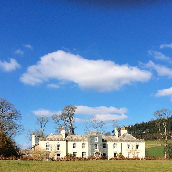 Restormel Manor Cornualha 2