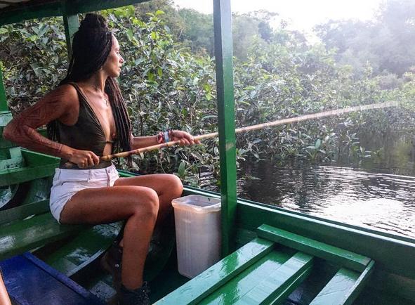 Rita Pereira Amazónia 2