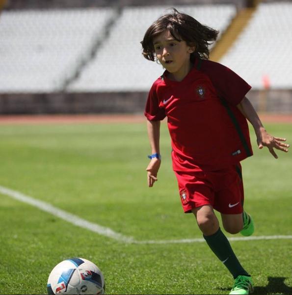 Rodrigo, filho de Bruno Aguiar e Vanessa Rebelo