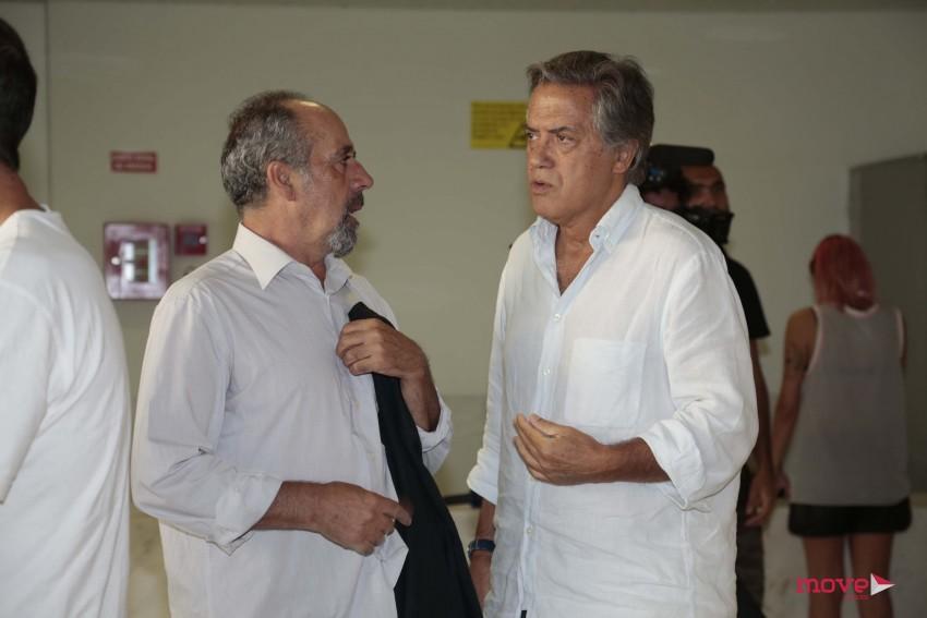 António Fonseca e Virgilio Castelo