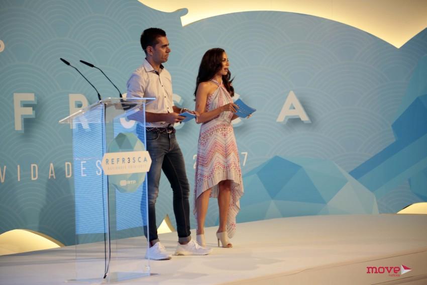 Pedro Fernandes e Filomena Cautela