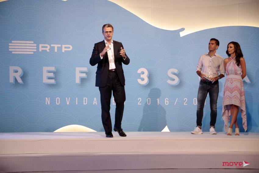 Gonçalo Reis, Pedro Fernandes e Filomena Cautela