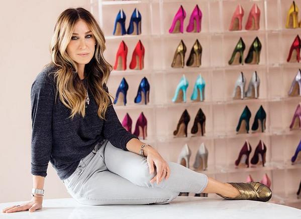 A SJP Collection foi criada para sapatos