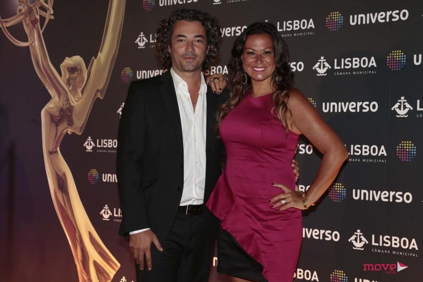 Filipe Terruta e Marta Aragão