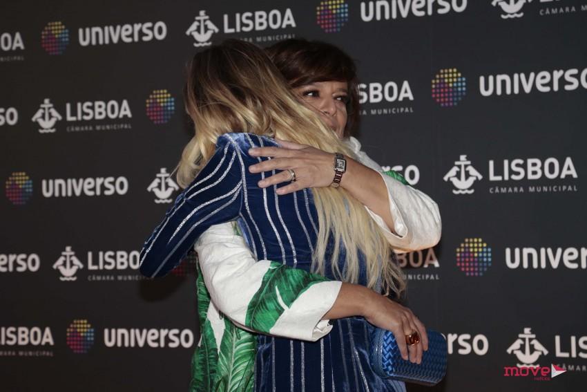Júlia Pinheiro e Jéssica Athayde