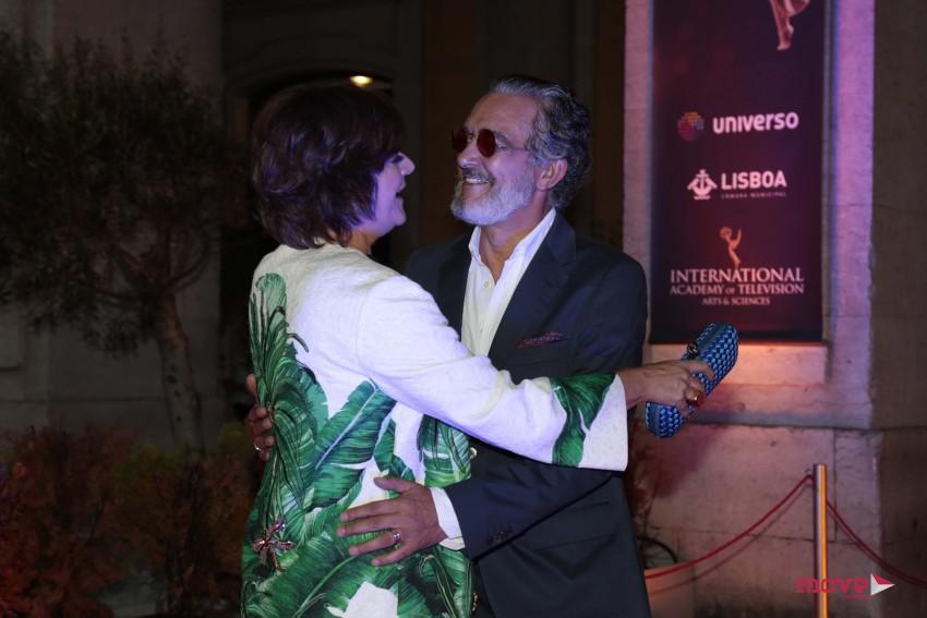 Júlia Pinheiro e Rogério Samora
