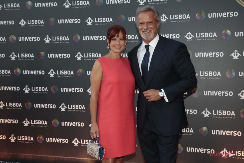 Cristina Homem de Melo e Ricardo Carriço