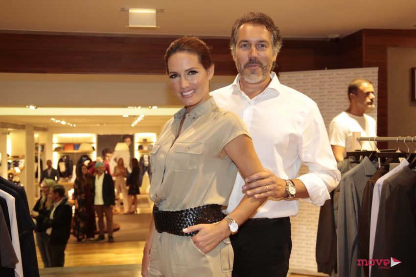 Fernanda Serrano e Pedro Miguel Ramos