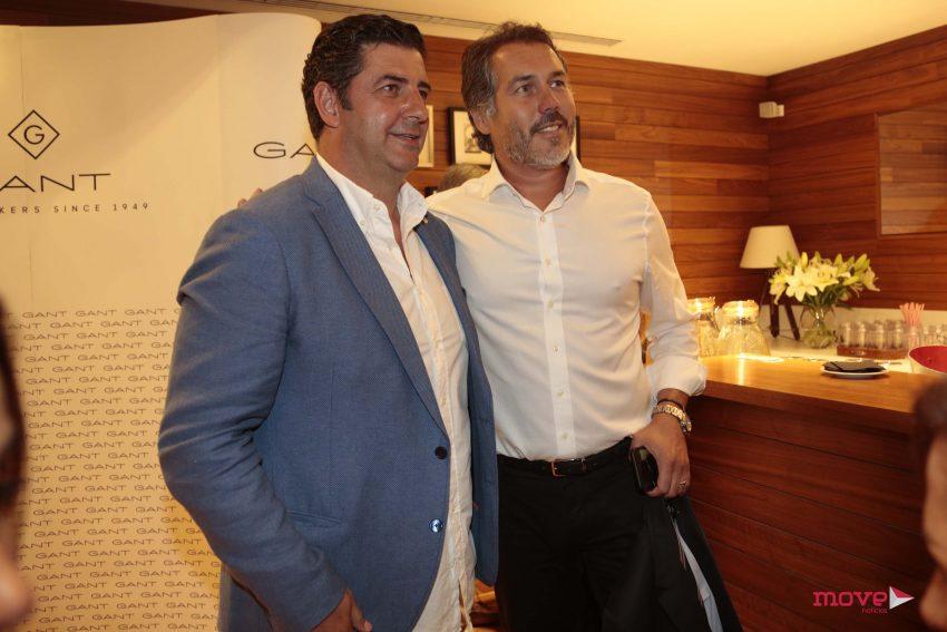 Rui Vitória e Pedro Miguel Ramos