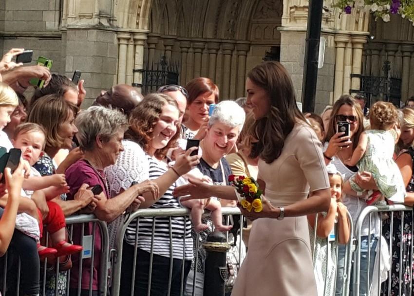 Visita Cornualha príncipes William e Kate 4