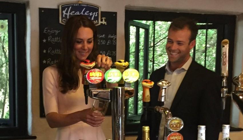 Visita Cornualha príncipes William e Kate 9