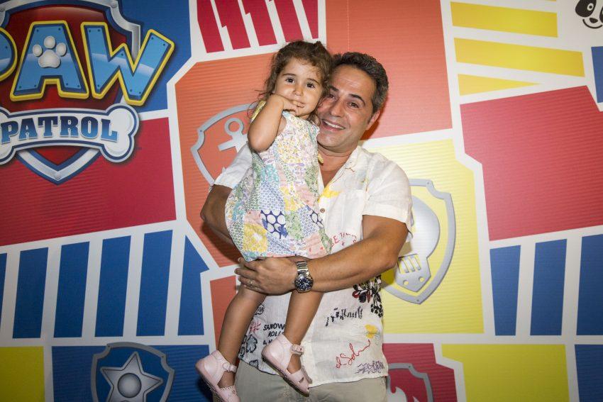 Vitor Emanuel e Leonor