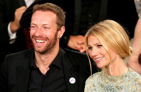 Gwyneth e Chris